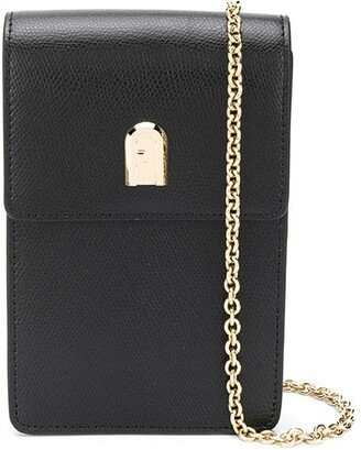 Furla Chain-Strap Shoulder Bag