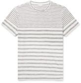 Orlebar Brown - Sammy Striped Cotton-jersey T-shirt