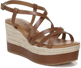 Zodiac Strappy Wedge Sandals - Yolanda