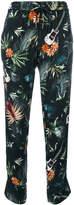 Zadig & Voltaire Parone Jungle trousers