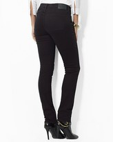 Lauren Ralph Lauren Slimming Modern Skinny Jeans in Black
