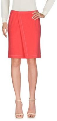 DSQUARED2 Knee length skirt