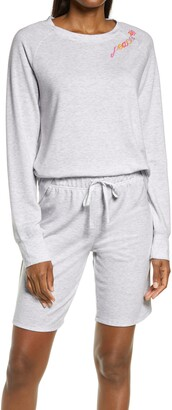 Emerson Road Embroidered Short Pajamas