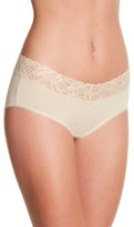 Wacoal Lace Trim Hipster Briefs