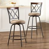 SONOMA Goods for LifeTM Shelton Adjustable Swivel Stool 2-piece Set
