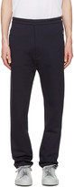 Acne Studios Navy Fritz Lounge Pants