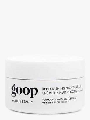 Goop Replenishing Night Cream 50ml