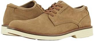 Dockers Parnell Alpha Plain Toe Oxford (Dirty Buck Nubuck) Men's Shoes