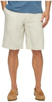 Perry Ellis Linen Drawstring Shorts Men's Shorts