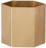 ferm LIVING Hexagonal Pot