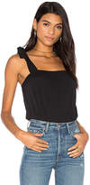 Flynn Skye Karlie Bodysuit in Black. - size S/M (also in XS/S)