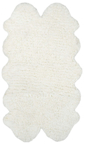 nuLoom Faux Sheepskin Box Hand-Tufted Rug