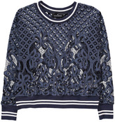 Little Remix Sale - Audrey Lace Sweatshirt