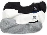 Sperry Skimmer Socks 3-Pack