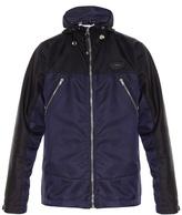 Givenchy Bi-colour Hooded Jacket