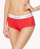 Calvin Klein Modern Cotton Logo Boyshort F3788