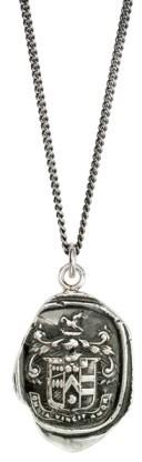 Pyrrha Women's Love Conquers All Talisman Necklace