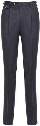 Pantaloni Torino 18cm Stretch Wool Flannel Pants