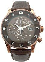 Locman Men's Watch 620BNNWBNW2PSN