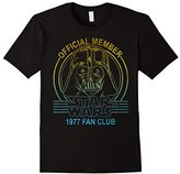 Star Wars Classic Official 1977 Fan Club Graphic T-Shirt
