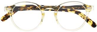 MOSCOT Miltzen round-frame glasses