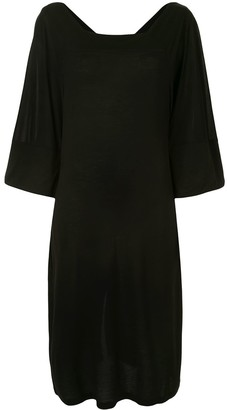 Henrik Vibskov Squared Neck Dress