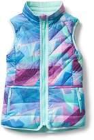 Athleta Girl Reversible Double Vest