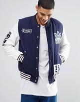 Adidas Originals Badge Varsity Jacket Ay9147