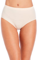 Ellen Tracy Two-Pack Dot Jacquard Full Brief Panty