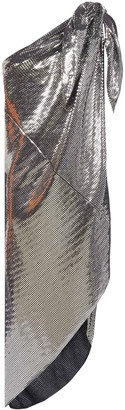 MM6 MAISON MARGIELA Metallic Disco Dress