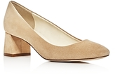 Bettye Muller Barrow Block Heel Pumps