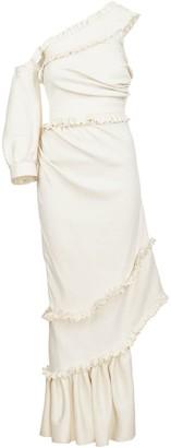 Jiri Kalfar Ahimsha Peace Silk Dress