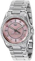 Juicy Couture Women's 1901075 Stella Mini Stainless Steel Bracelet Watch