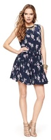 Juicy Couture Dogwood Floral Dress