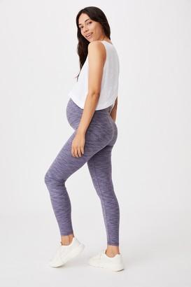 Body Maternity Heather Core Tight