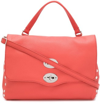 Zanellato Postina top-handle tote