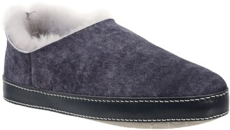 Ross & Snow Kristina Genuine Shearling Slipper