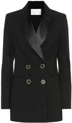 Rebecca Vallance Jacqueline crepe blazer