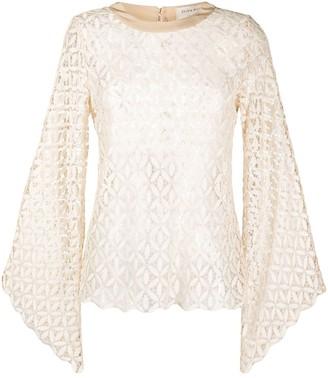 ZEUS + DIONE Crochet Design Blouse
