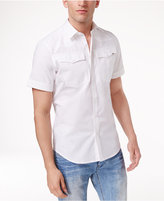 G Star Men's Hartford Dual-Pocket Shirt