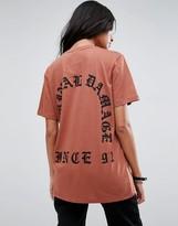 Criminal Damage Grave T-Shirt