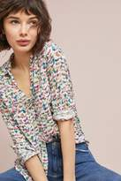 Maeve Rochelle Printed Shirt