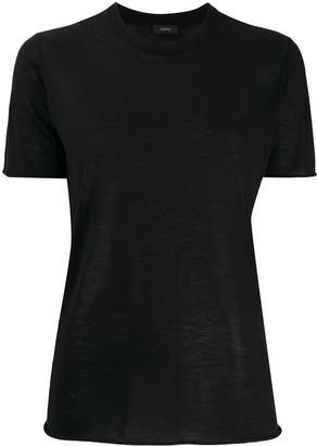 Joseph straight-fit crew-neck T-shirt