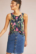 Meadow Rue Cartagena Embroidered Tank