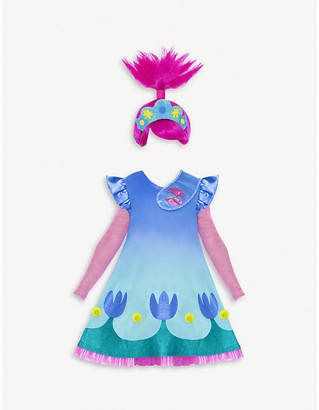 Selfridges Poppy glitter-woven dressing-up costume 6-8 years