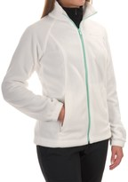 Columbia Benton Springs Fleece Jacket - Full Zip (For Women)