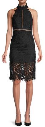 Bardot Kara Halter Dress