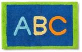 """Nobrand No Brand Kids A to Z Bath Rug - Multi-Colored (21x34"""")"""