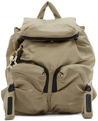 See by Chloe Green Joy Rider Backpack