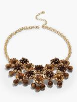 Talbots Berry Bauble Necklace